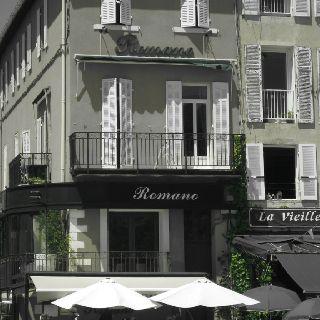 Romano Restaurant, Cassis