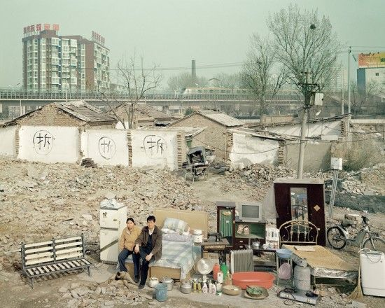 Chinese Families with All Their Stuff in One Photo (14 pics)