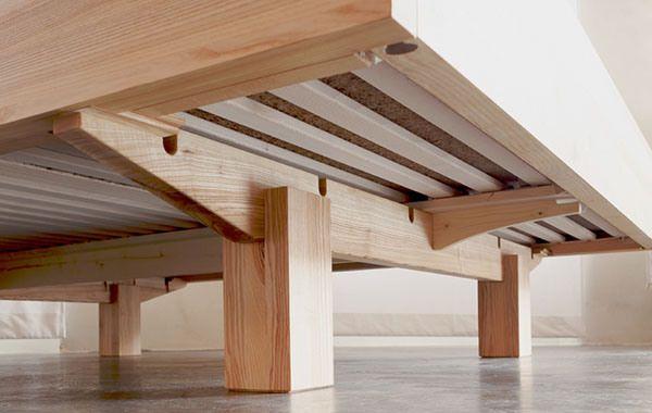 guut wenn das bett aus meisterhand kommt diy betten pinterest bettrahmen bett und betten. Black Bedroom Furniture Sets. Home Design Ideas