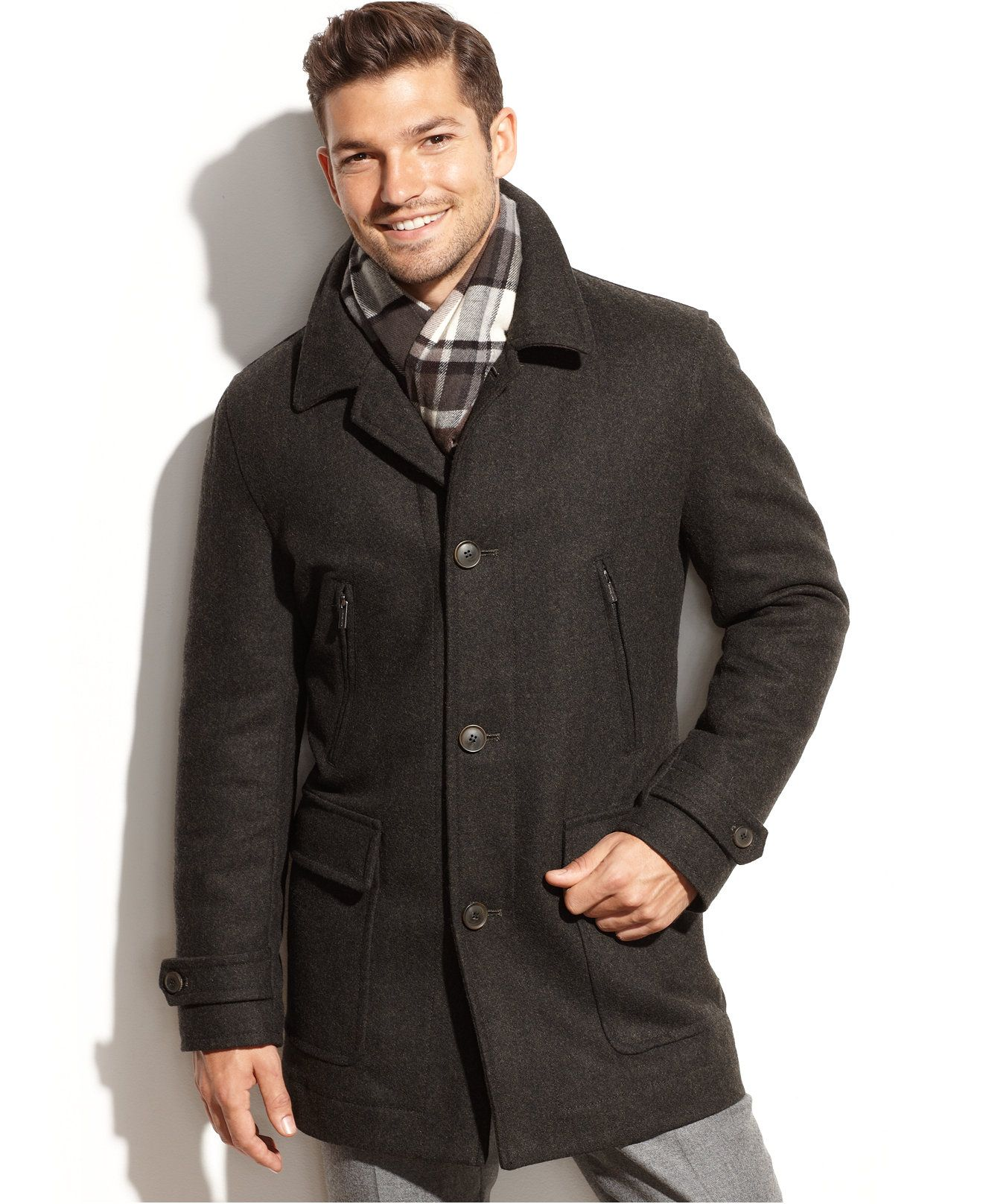 Car Coats For Men