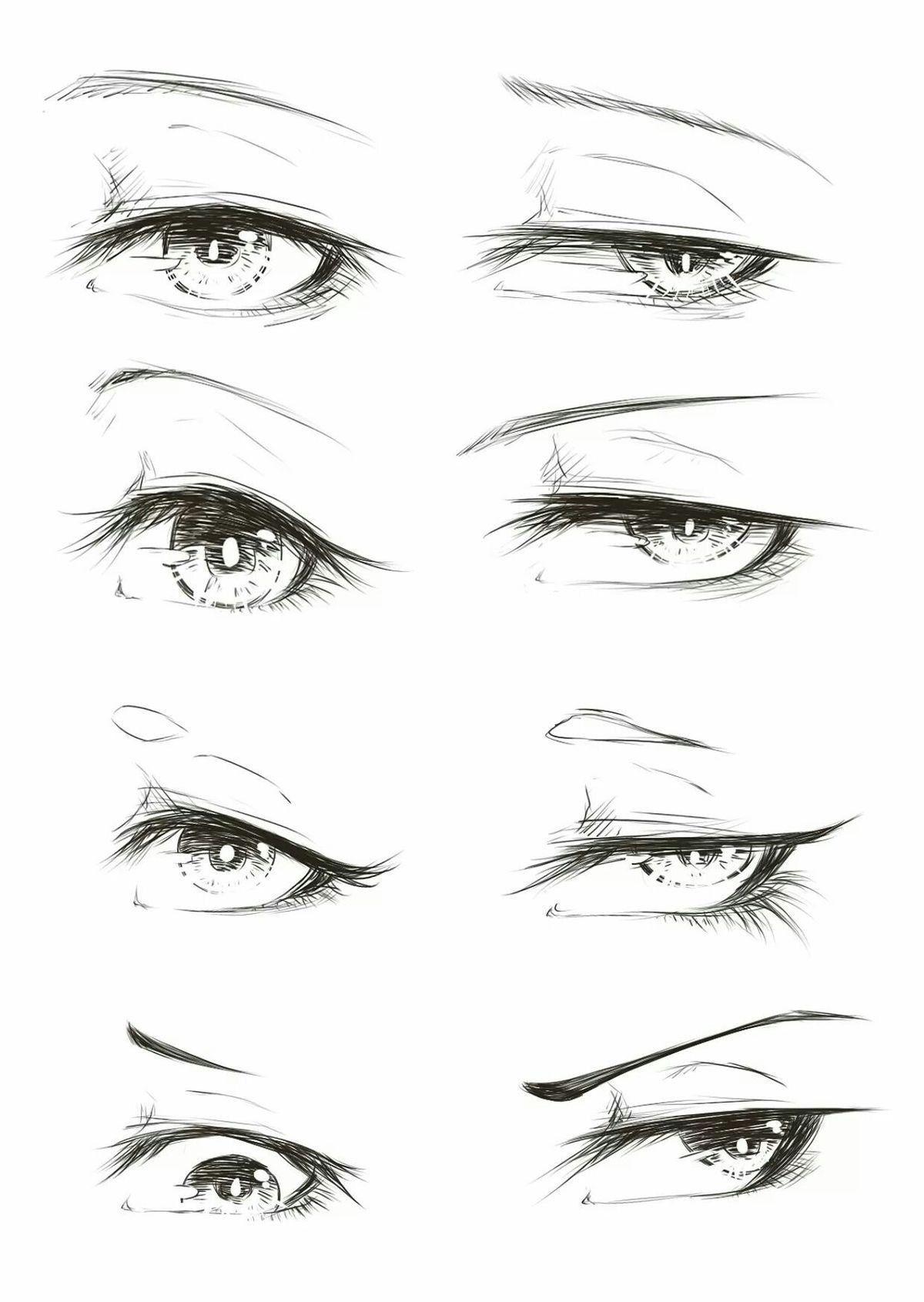 Pin Oleh Loki Jo Akari Di Draw Anime Cara Menggambar Menggambar Mata Menggambar Wajah