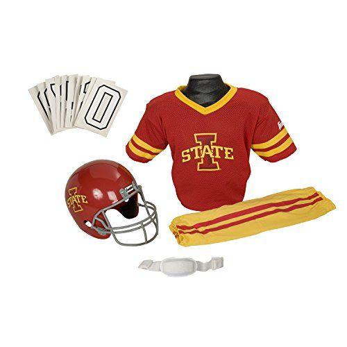 Franklin Sports Ncaa Iowa State Cyclones Deluxe Youth Team Uniform