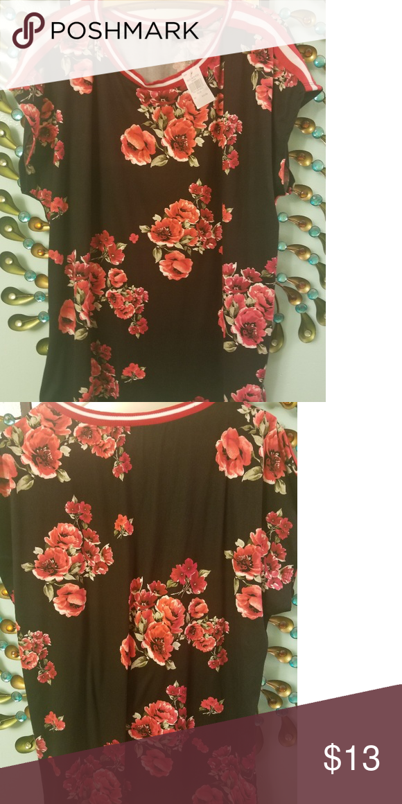 4c1b089b8a4194 Rose blouse. Beautiful rose blouse new with tags. In great condition. love  J Tops Blouses