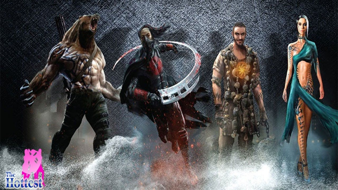 Trailer for Russian Superhero Movie 'Guardians' The Hottest