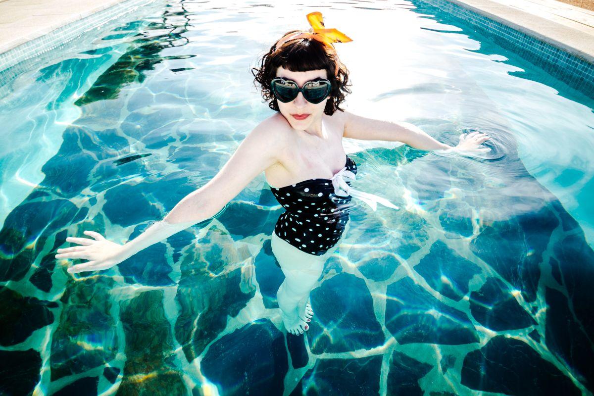 Monte dos Freixos – the pool