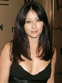 Pin By Nicole Hamilton On Hair In 2019 Shannen Doherty Shannen