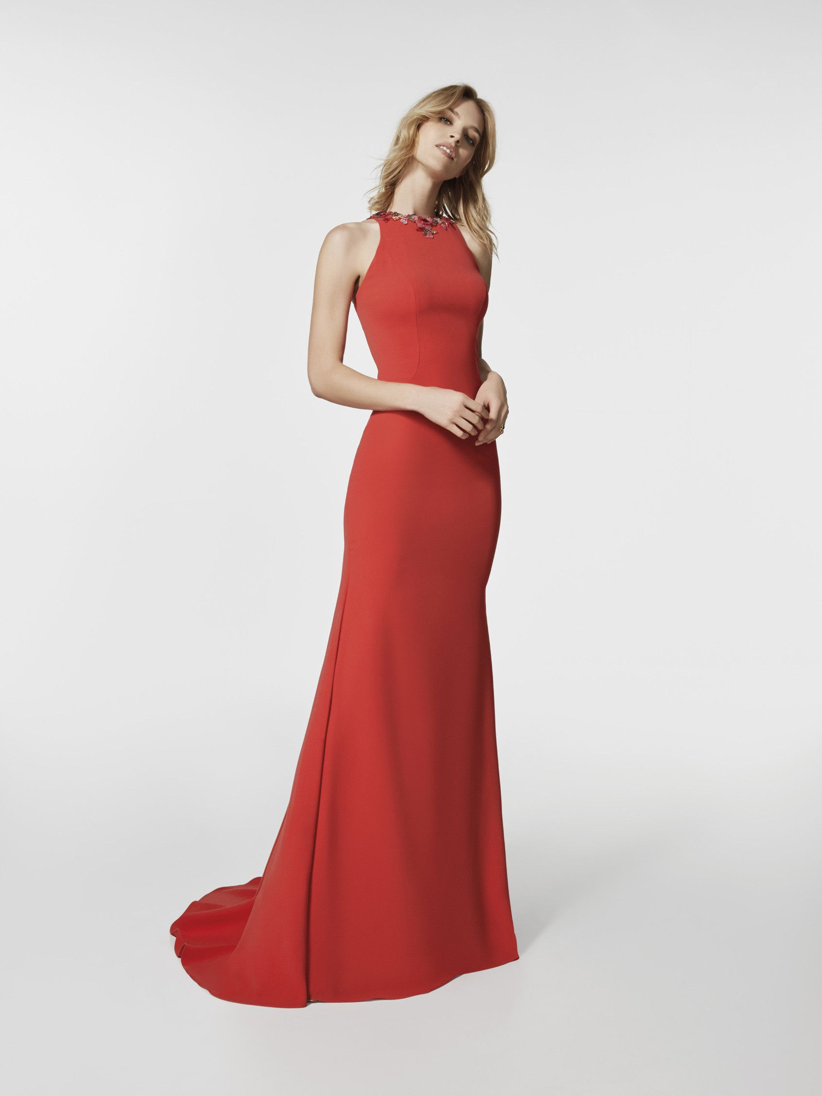 Foto Abendkleid rot (62016) | Boutique | Pinterest | Abendkleid, Rot ...