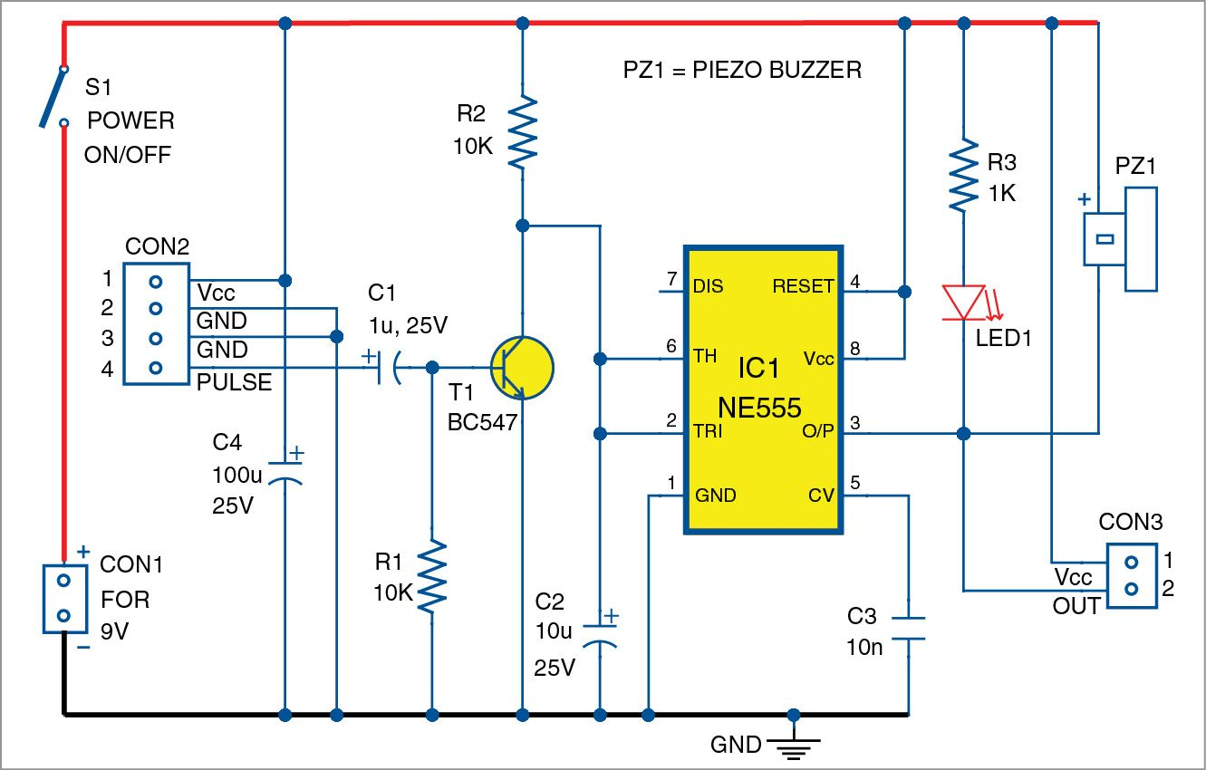 Soldering Iron Control Circuit Diagram Tradeoficcom Data Voltage Controlled Oscillator The Lost Plane Finder Introduced Here Is A Little On Board Beacon Rh Pinterest Co Uk