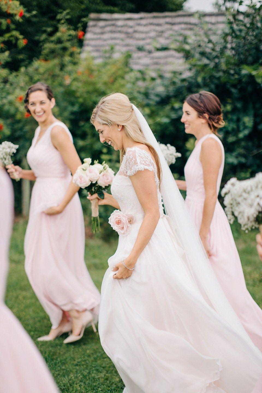 Fleur wedding dress  A Naomi Neoh Gown for a Romantic Handmade and Rural Cripps Barn