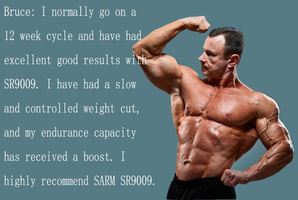 SR9009 is a kind of SARM product, using SR9009 will burn fat and