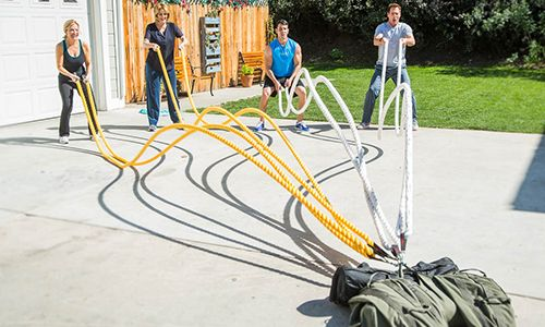 Home & Family - Episodes - Muscle Ropes with Steve Lutsk   Home & Family  3/20