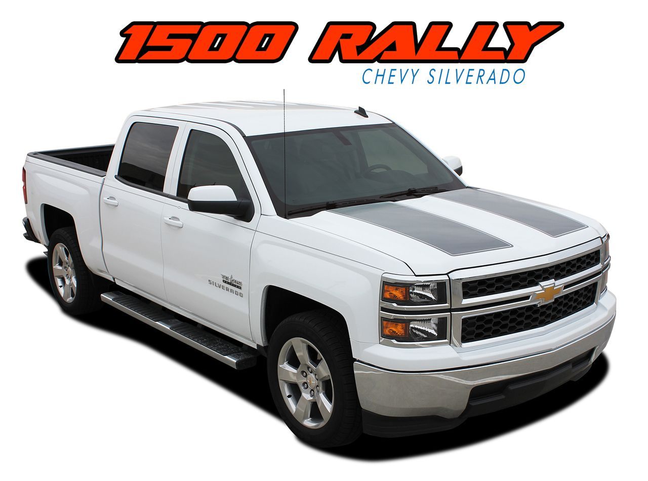 Chevy silverado magnum upper body wide pin striping vinyl graphic decal kit universal fit pinterest chevy silverado auto vinyl and chevy