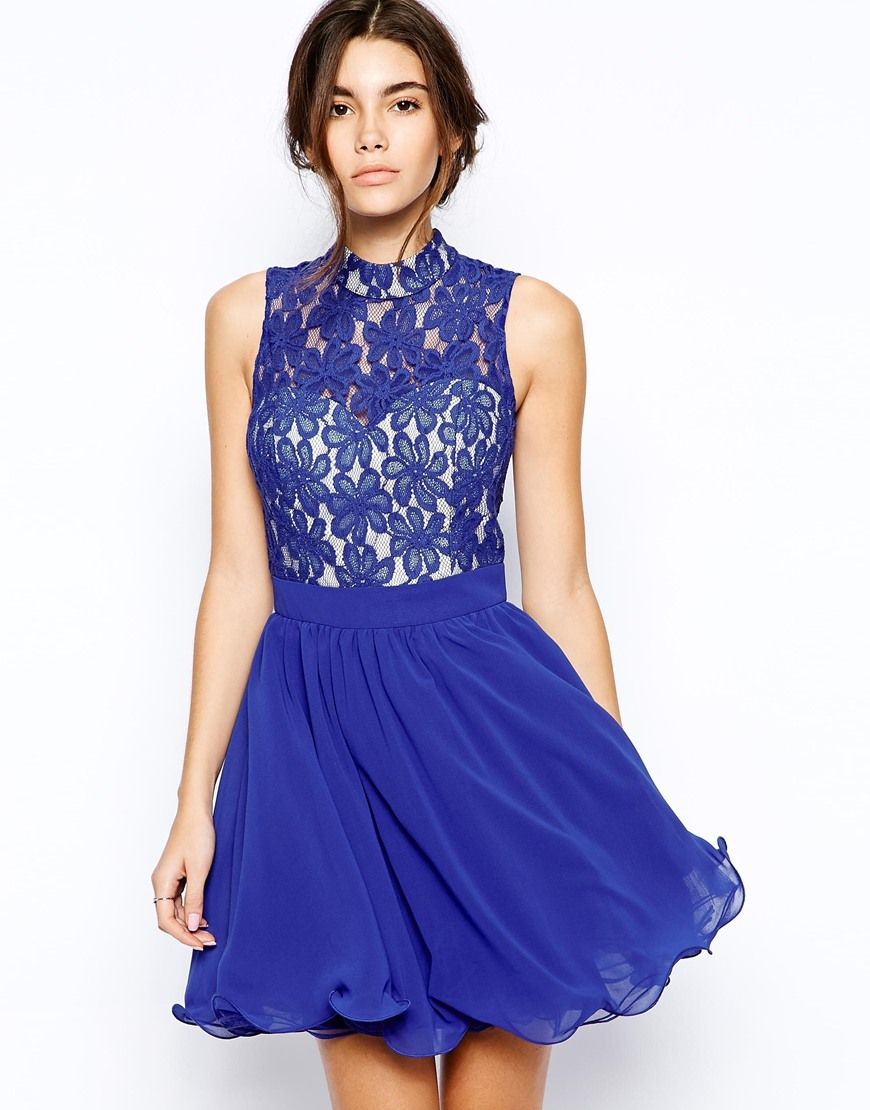 Pretty but what about that lace sf wedding can i wear this to