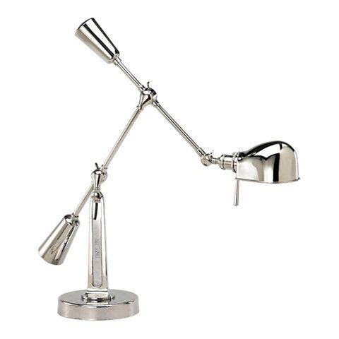 Rl 67 boom arm desk lamp in polished nickel table lamps rl 67 boom arm desk lamp in polished nickel table lamps lighting aloadofball Choice Image