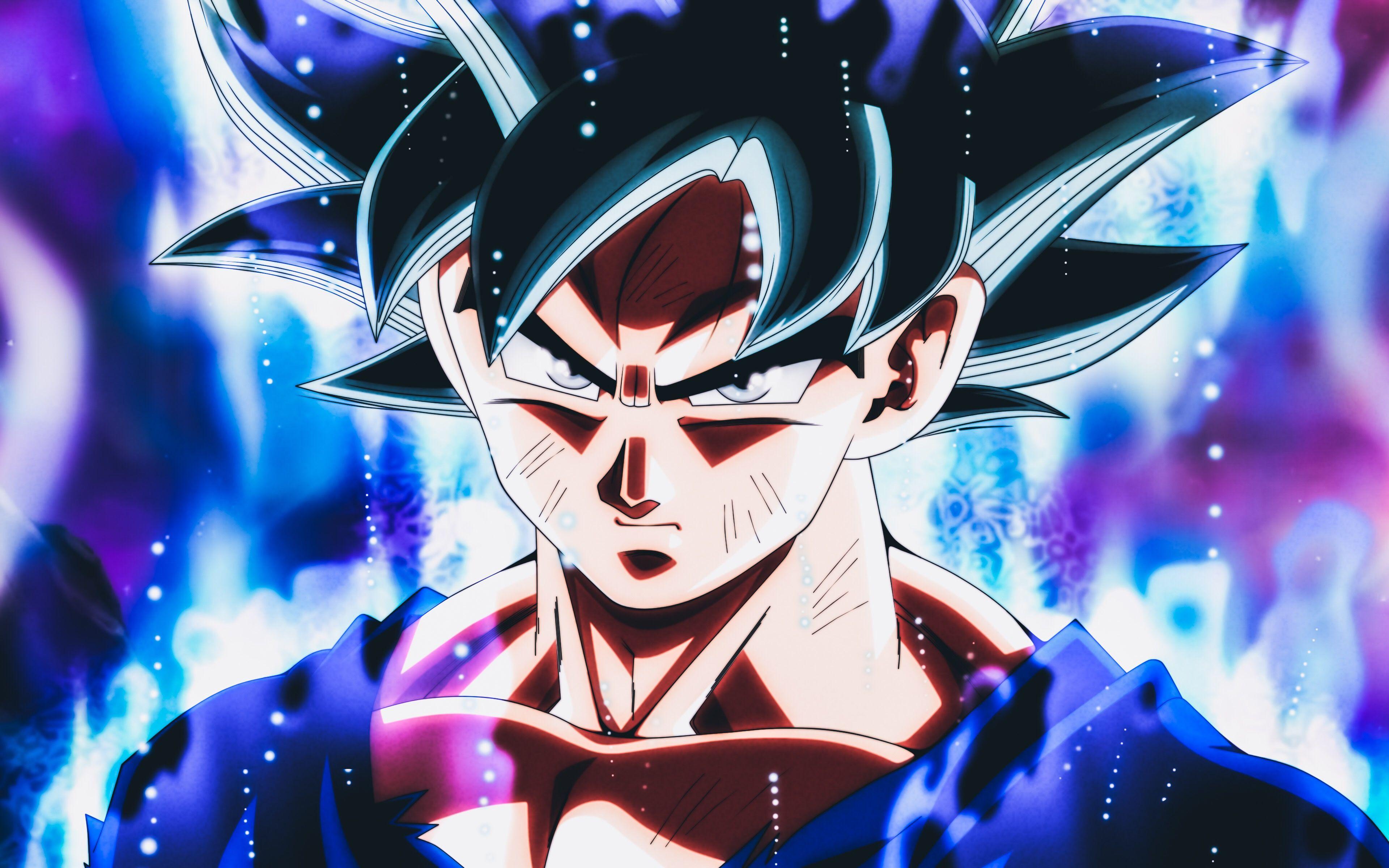 Goku Ultra Instinct 4k Dragon Ball Z Iphone Wallpaper Anime Dragon Ball Super Dragon Ball Super Goku