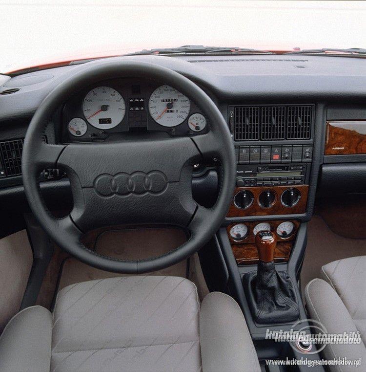 Audi 80 Avant Cabrio Audi Youngtimer