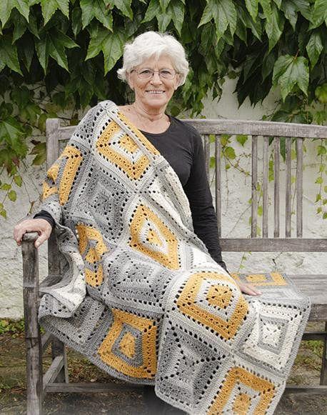Beautiful Handmade Afghan Crochet Blanket, Made to Order, organic 100 percent cotton yarn blanket