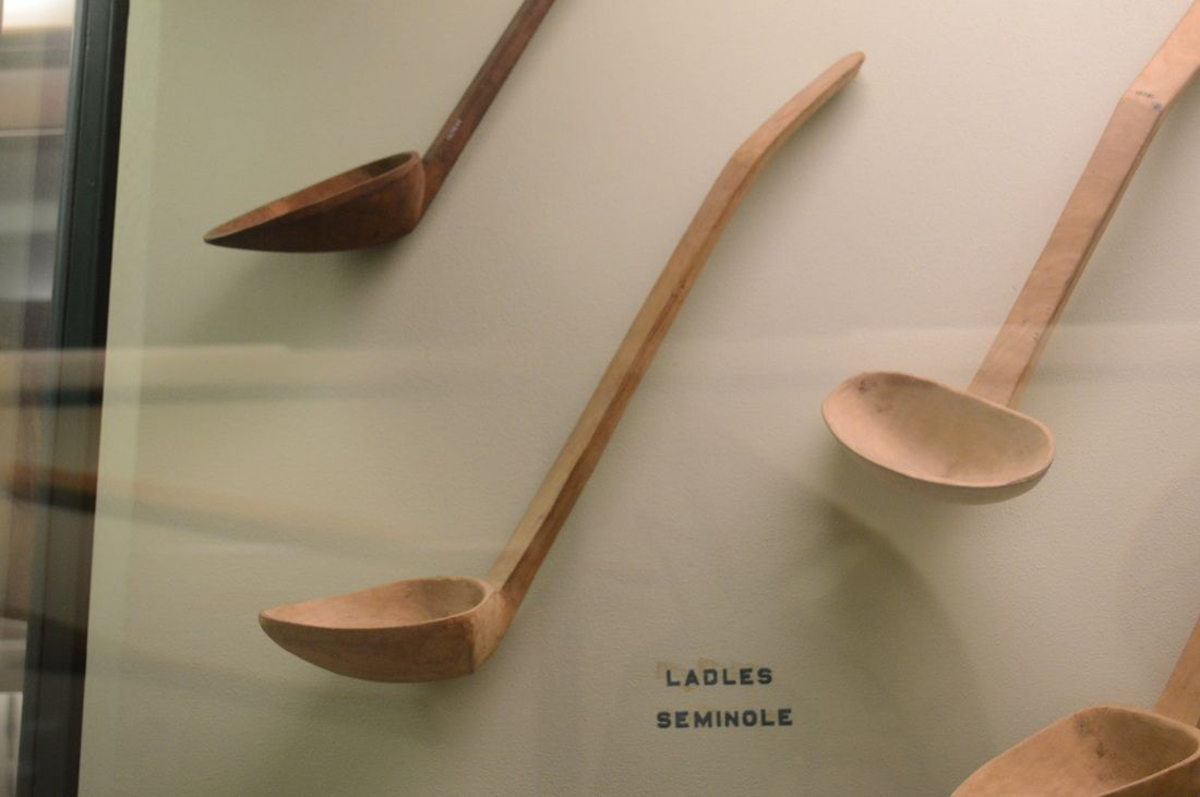 Field Museum Chicago Illinois Carved Wooden Spoons Spoon Carving