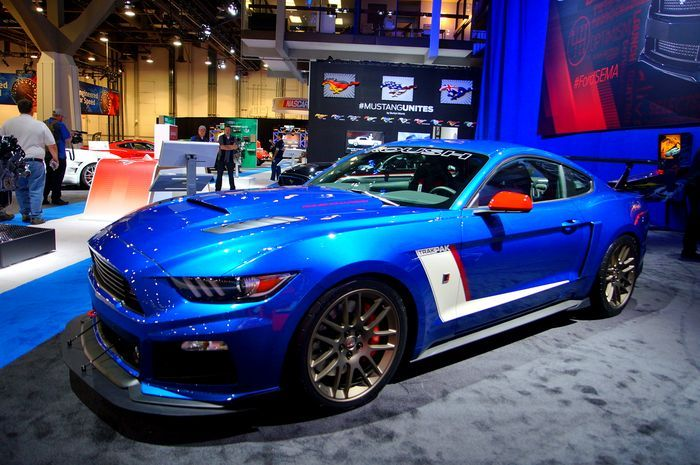 2015 Ford Mustang GT Roush Performance