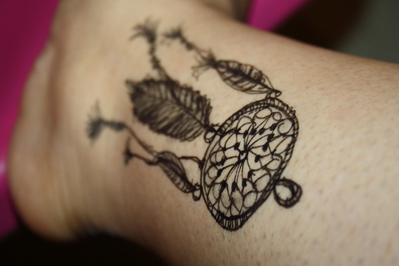 Dream Catcher Tattoo On Wrist Love This  My Style  Pinterest