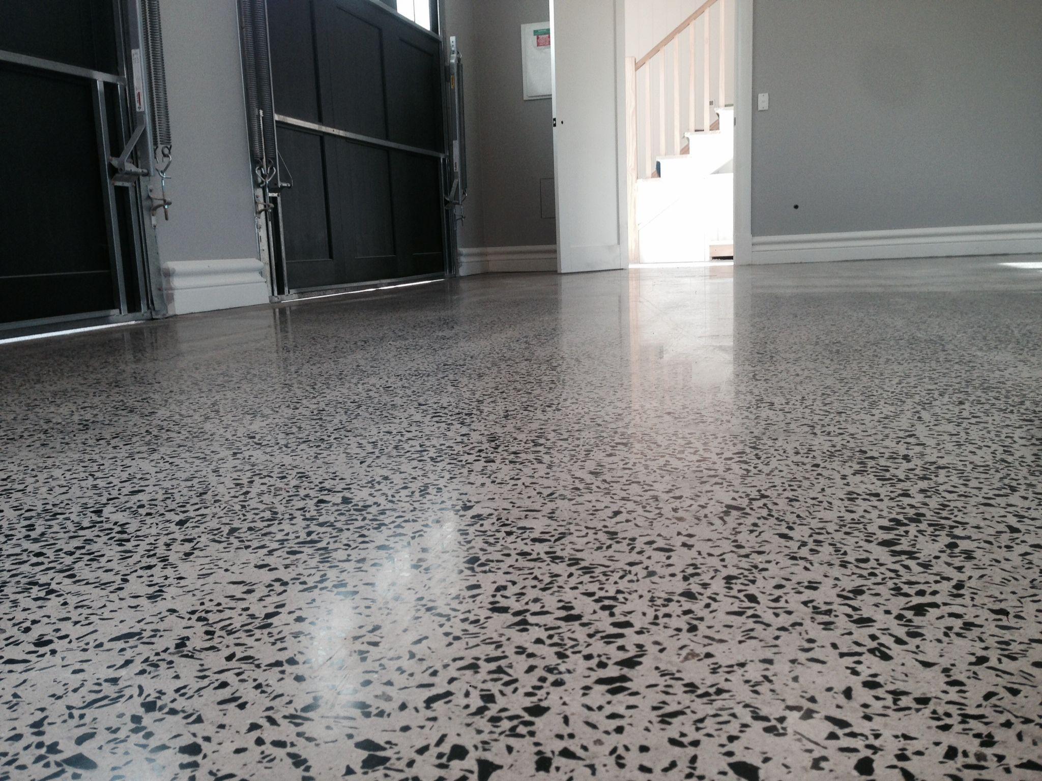 Epoxy Garage Floor Diy In 2020 Garage Floor Epoxy Garage Floors Diy Diy Flooring