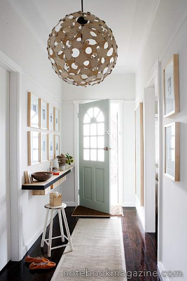 Small Entryway Lighting Ideas Entryway Pinterest Small