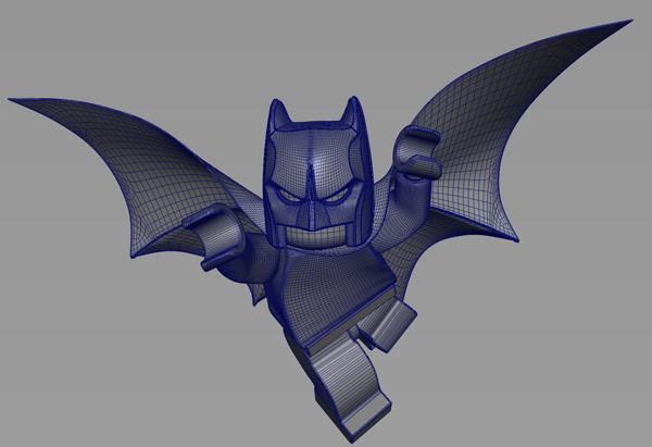 LEGO Batman 3: DC Comics The New 52 abranger variantes no Behance