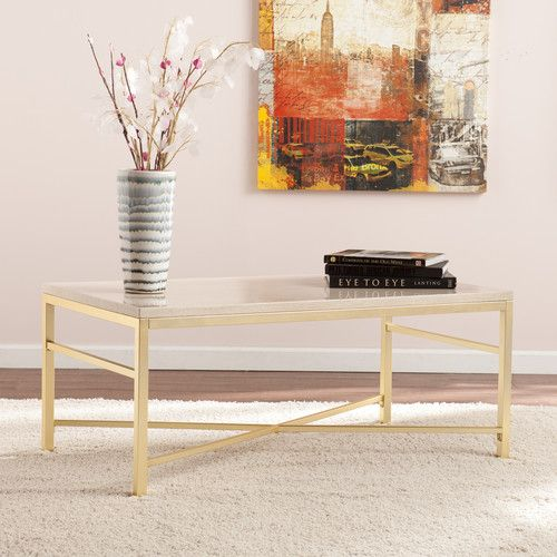 Found it at AllModern - Lindsey Coffee Table