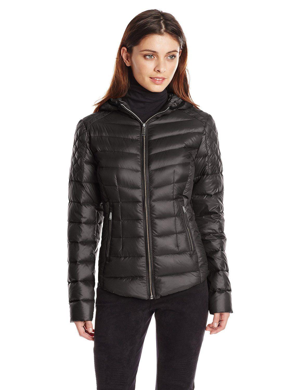 BCBGeneration Women's Packable Jacket at Amazon Women's Coats Shop ...