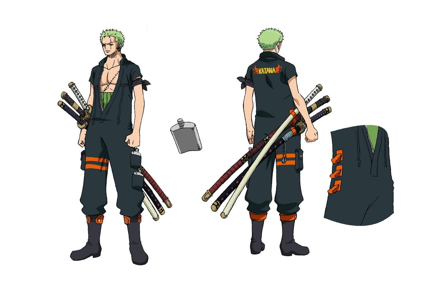 One Piece Stampede Colored Version Of Oda S Designs One Piece Movies One Piece Manga One Piece Anime