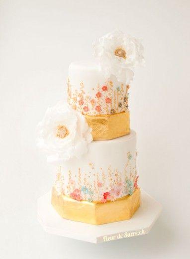 Fleur De Sucre Wedmap Hochzeitstorte Weddingcake