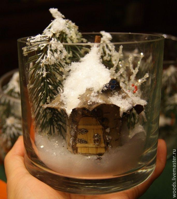 Картинки из сказок на тему сказочная зима