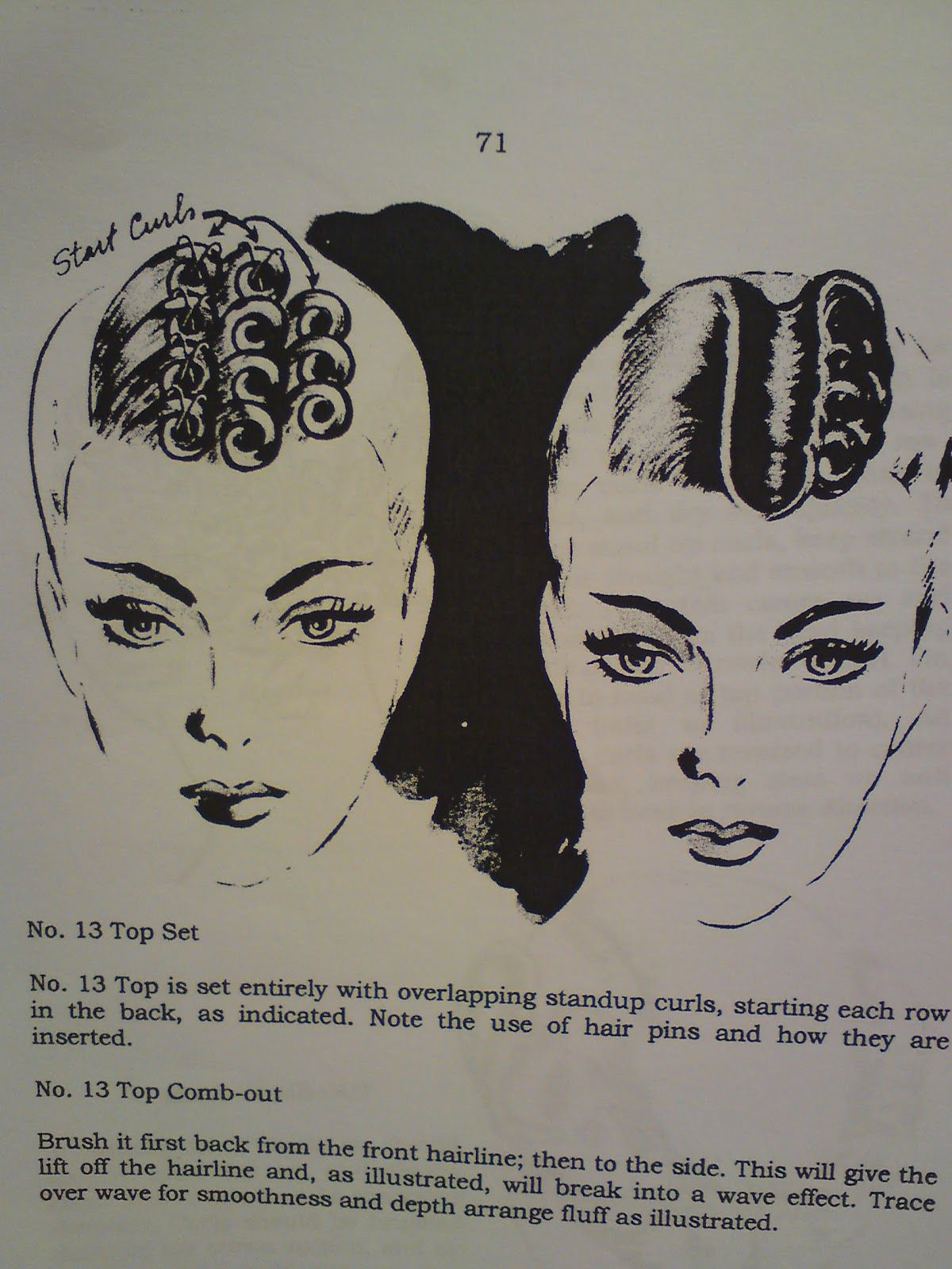 Pin Curl Diagram Crochet Doily Patterns With Placement Just Wire