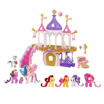 My Little Pony Castle Toy