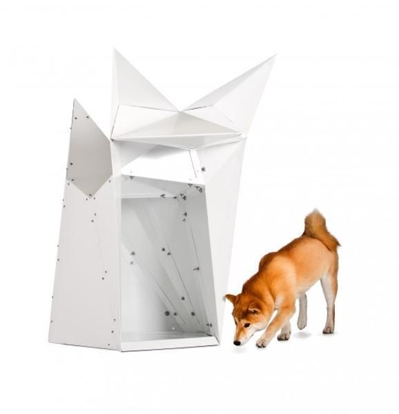 Modern Dogs House Designs Pet Design Ideas Reflecting Dogs