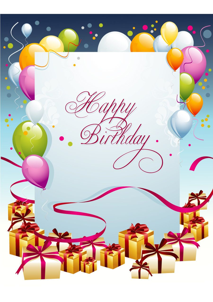 Free Birthday Card Creator - Zohre.horizonconsulting.co in ...