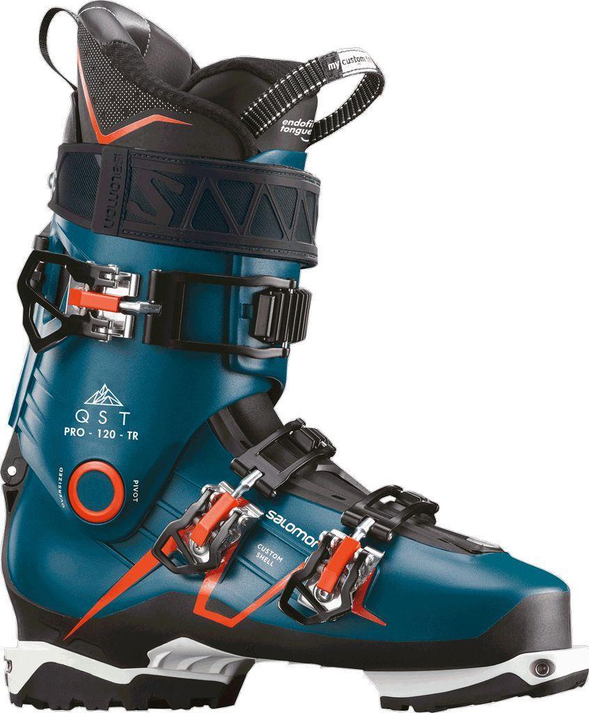 Salomon Qst Pro 120 Boot Ski Boots Boots Salomon Ski Boots