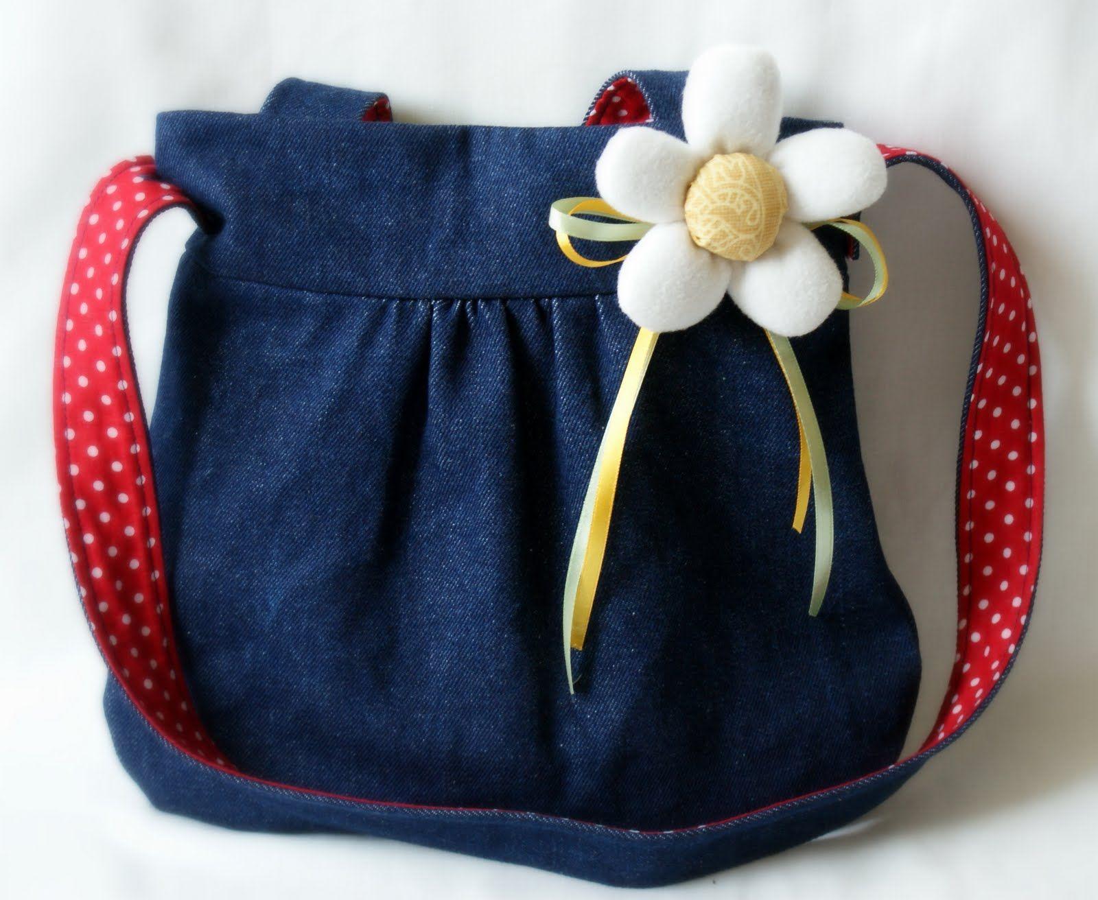 c597617f5dbd Своими руками детские сумочки   СУМКИ   Bags, Denim Bag и Diaper Bag