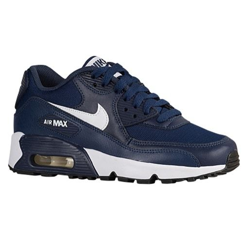 Nike Air Max 90 - Boys' Grade School at Eastbay