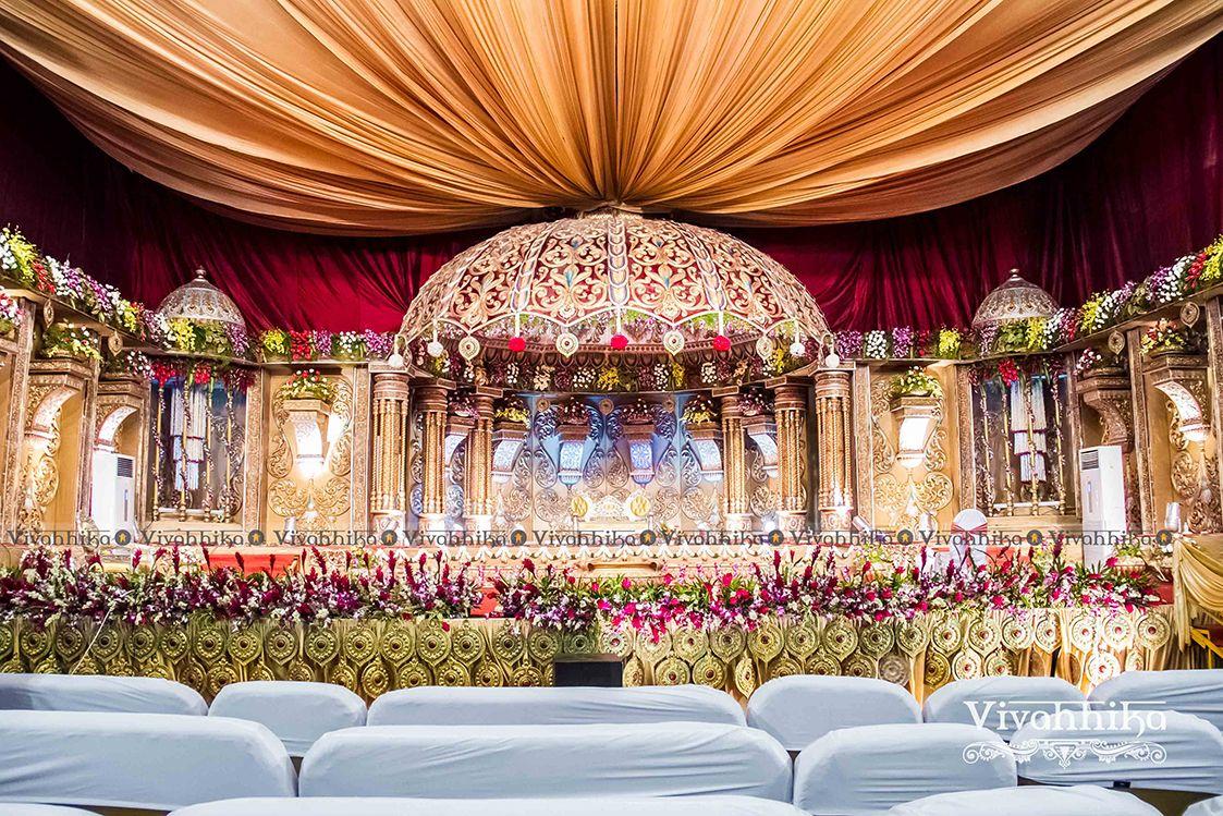 dome durbar theme designed by vivahhika coimbatore (india Wedding Backdrops Coimbatore wedding · dome durbar theme designed by vivahhika coimbatore (india) for the wedding backdrop coimbatore