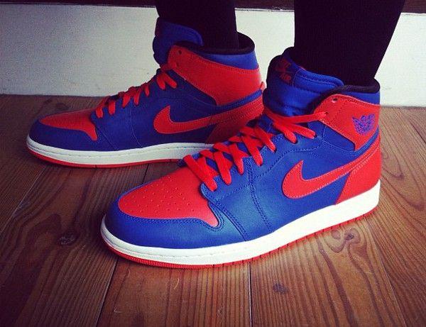 Air Jordan 1 High Knicks