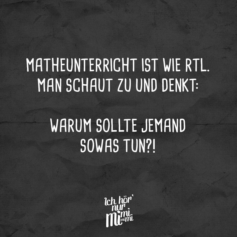 Math classes are like RTL. - VISUAL STATEMENTS® - Math classes are like RTL.
