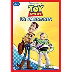 Paper Magic 32ct Showcase Toy Story Kids Classroom Valentine