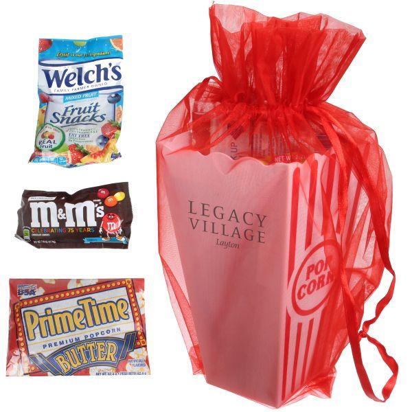 Movie Night Gift Set Movie Night Gift Top Snacks Custom