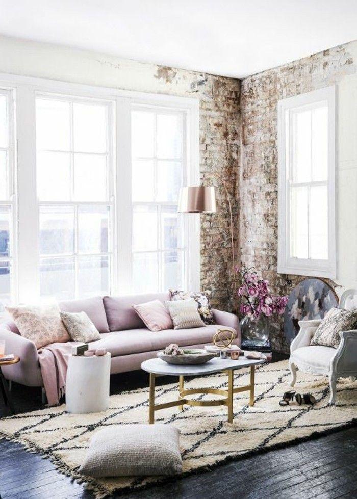 Gut Farbgestaltung Wohnzimmer   Interieurgestaltung   Archzine.net | Home |  Pinterest | White Lounge, Living Rooms And Parlour