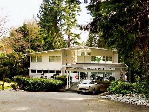 33++ Full house vintage modern vancouver info