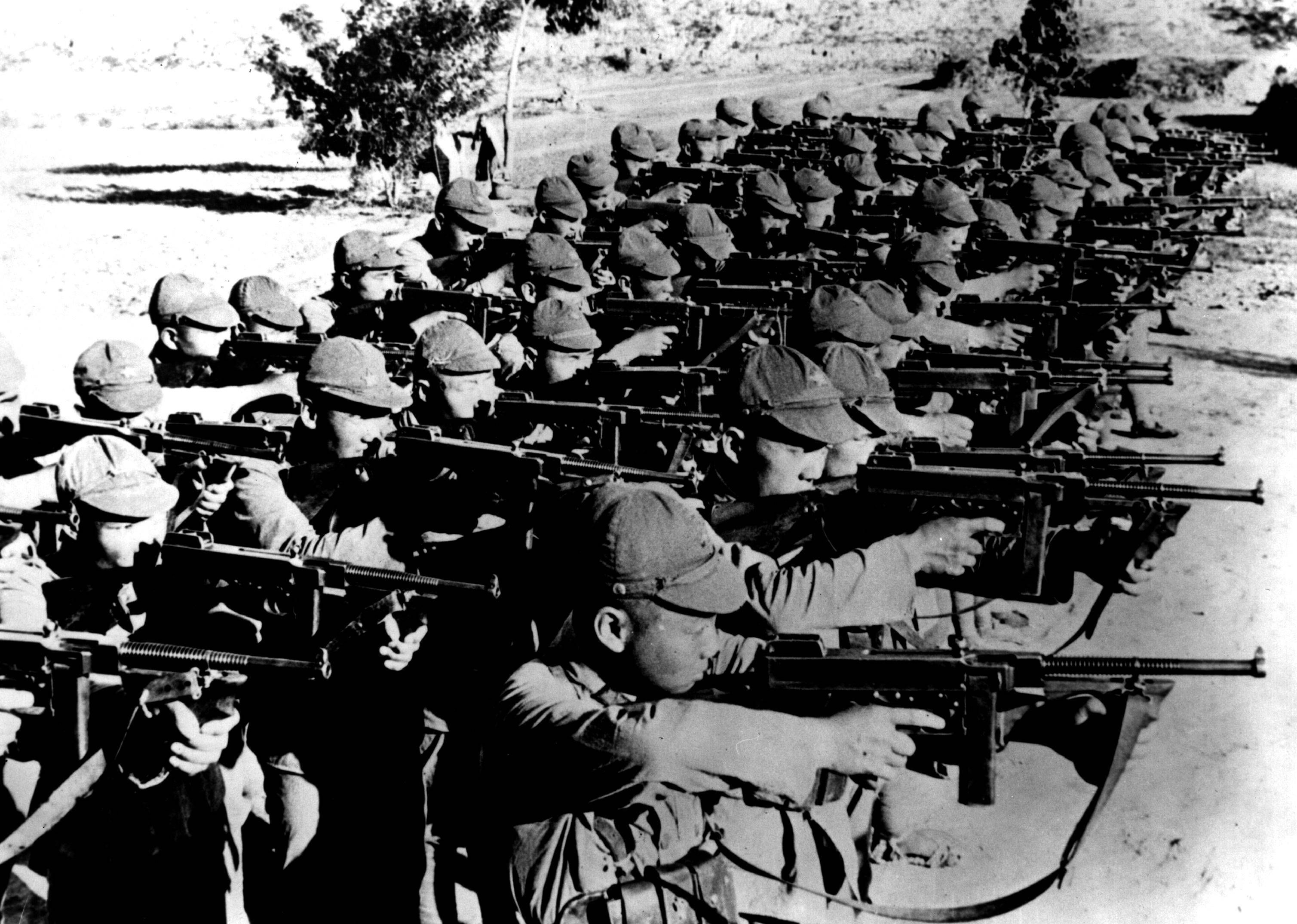 Epingle Sur Battle For China Sino Japanese War 1937 1945