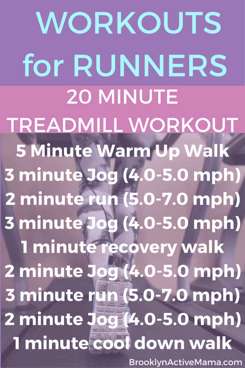 Monthly Workout Round Up Treadmill Workout Treadmill