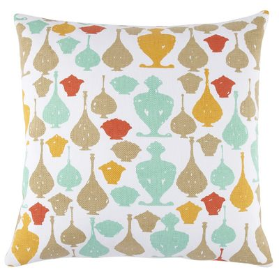 John Robshaw Textiles Jahan Decorative Pillow Outdoor Pillows