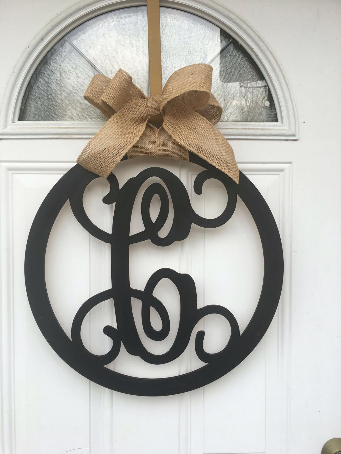 Metal Monogram Letters For Wall A Personal Favorite From My Etsy Shop Httpswww.etsylisting
